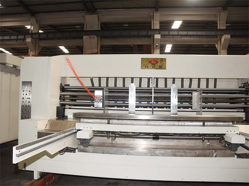 carton printer slotter machine