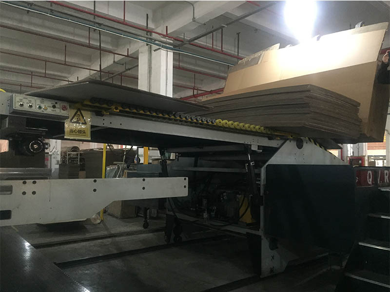 flexo printer sloter die cutter machine