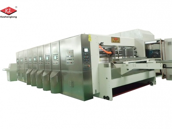 Hot Sale Corrugated Carton Flexo Printing Machine